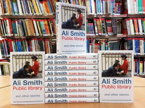 Public Library and other stories, by Ali Smith