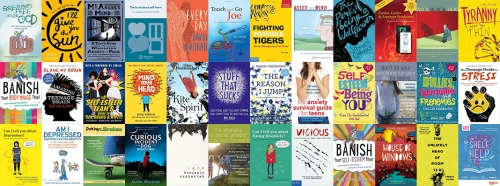 Shelf Help - Reading Well for Young People books