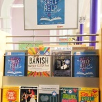 Shelf Help Collection display at Maida Vale Library, April 2016