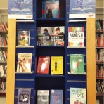 Shelf Help Collection display at Pimlico Library, April 2016