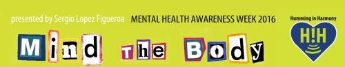 Humming in Harmony for Mental Health Awareness Week 2016