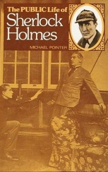 The public life of Sherlock Holmes by Michael Pointer
