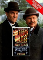 The Television Sherlock Holmes by Peter Haining