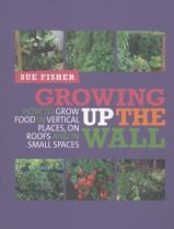Growing up the wall by Sue Fisher