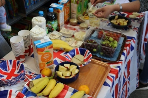 Teddy Bears' Picnic for the Queen's 90th birthday, Maida Vale Library, June 2016