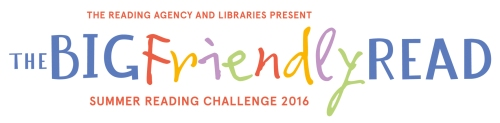 Big Friendly Read - the Summer Reading Challenge 2016