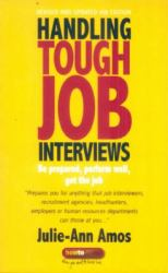 Handling touch job interviews by Julie-Ann Amos