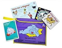Bookstart Baby Pack