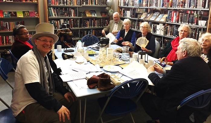 Silver Sunday 2016 at Paddington Library