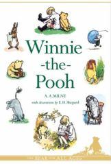 Winnie the Pooh, by A A Milne