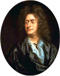 Henry Purcell - portrait by John Closterman, 1660-1711