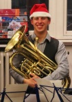 Carols with Knightsbridge Brass at Westminster Music Library, December 2016