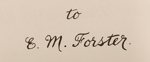 Dedication in Leaves from a Missionary's Notebook by Stephen Tennant