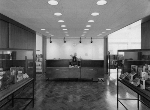Church Street Library 1969