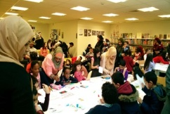 International Mother Language Day at Pimlico Library