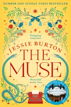 The Muse cover hi res