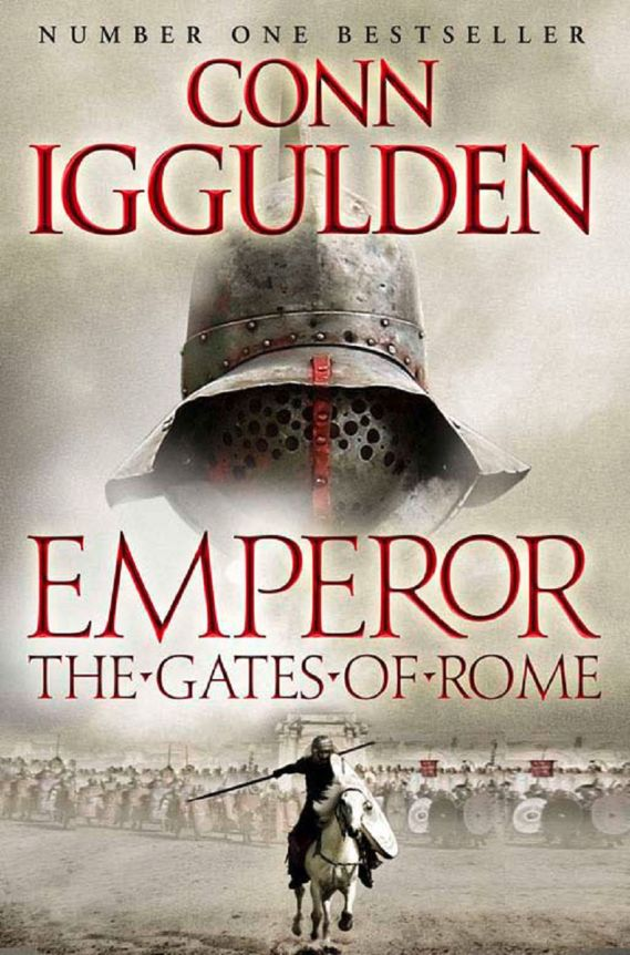 the gates of rome book cover