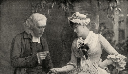 Henry Irving and Ellen Terry